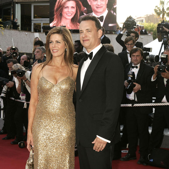 Tom Hanks and Rita Wilson made a g