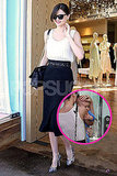 Miranda Kerr Takes Her Bombshell Self Shopping With Baby Flynn