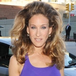 Pictures of Sarah Jessica Parker in NYC