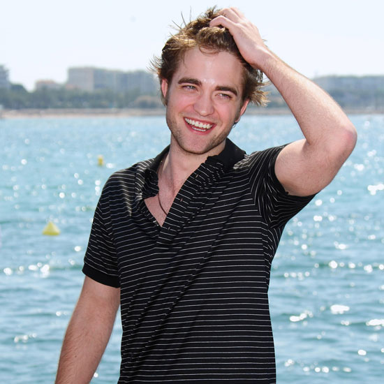 Robert Pattinson had a sparkle in his eye during the festival in 2009.