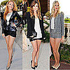Blake Lively, Rachel Bilson and Poppy Delevigne all wear Chanel in France