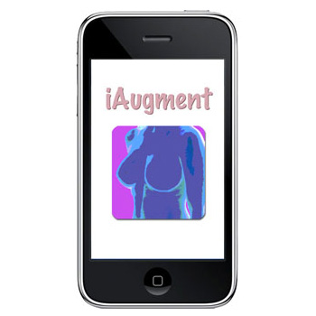 iPhone App That Gives You Breast Implants