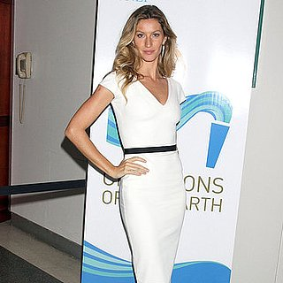 Gisele Bundchen Pictures at UN Awards