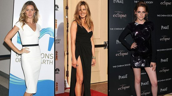 Video: The 10 Sexiest Celebrity Females of 2011!