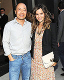 Rachel Bilson Hosts a Derek Lam+Ebay Block Party; Derek Talks Summer Essentials