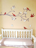 Branch and Birds Wall Decals ($69)