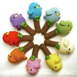 Birdy Rattle Crochet Pattern ($6)