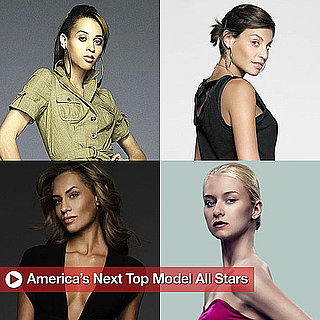 America's Next Top Model All-Star Edition Contestants
