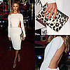 Rosie Huntington Whiteley in White Max Mara Dress at Maxim Party 2011-05-12 09:17:50