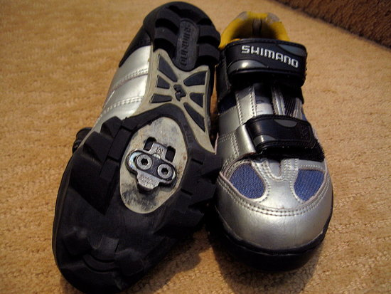 Indoor Cycling Shoes