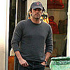 Pictures of Ben Affleck in Paris
