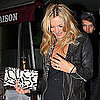 Kate Moss Pictures Leaving the Groucho Club