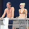 Gwen Stefani Bikini Pictures in Cannes