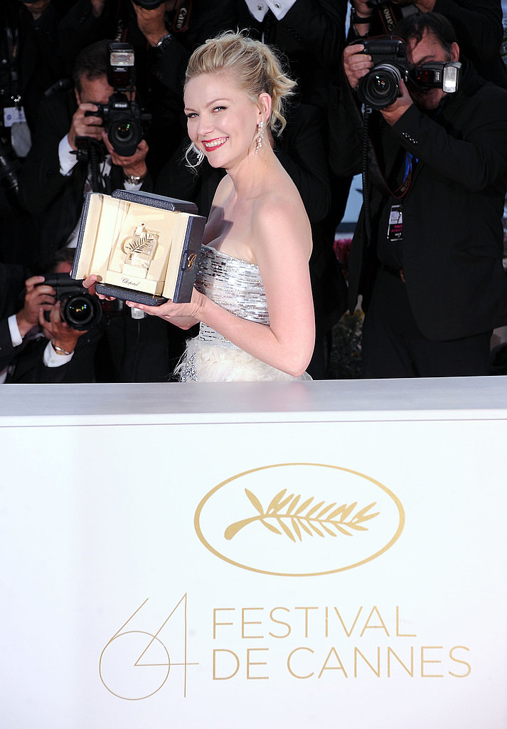 Ryan Gosling and Kirsten Dunst Close Out Cannes With One Last Golden Night