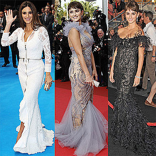 Penelope Cruz Pirates of the Caribbean Premiere Looks