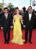 More Red-Carpet Glamour From Day Six in Cannes