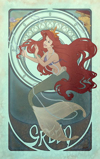 Ariel, Greed