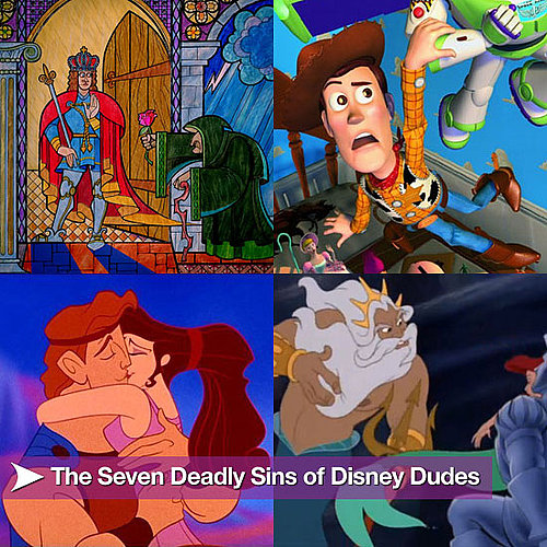 Seven Deadly Sins of Disney