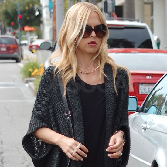 Rachel Zoe Dresses Up to Get Down to Business