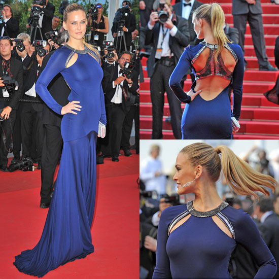 Bar Refaeli's Gorgeous Cannes Gown From All Angles