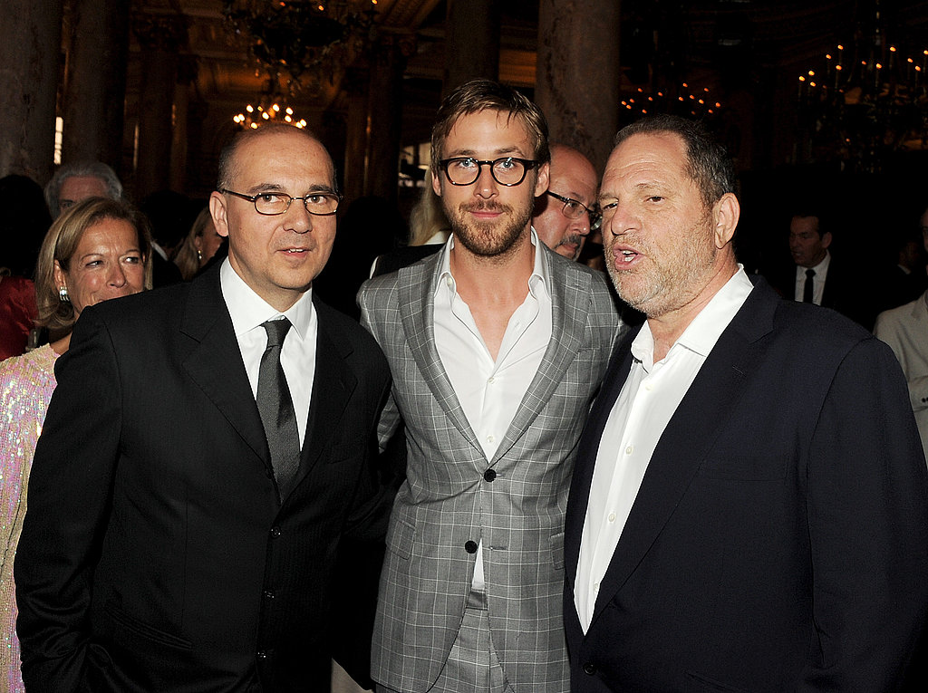 Ryan Gosling Descends on Cannes and Joins Leonardo DiCaprio at a Peaceful Dinner