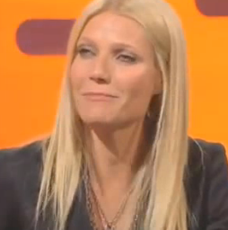 "Gwyneth Paltrow Rapping ""Straight Outta Compton"" on The Graham Norton Show"