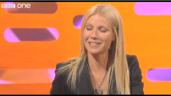 "Gwyneth Paltrow Proves She's ""Straight Outta Compton"""