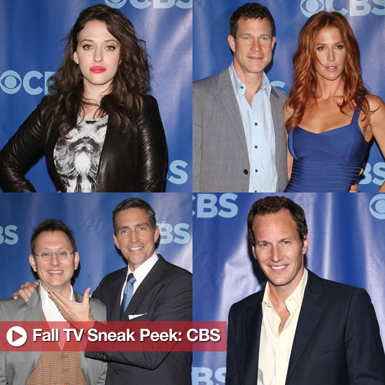 Get a Sneak Peek at CBS's New Shows