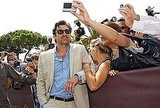 Patrick Dempsey Arrives in Cannes Alongside Another Dramatic Grey's Finale