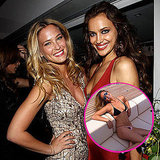 Bar Refaeli Wears Her Bikini After Partying With Irina Shayk