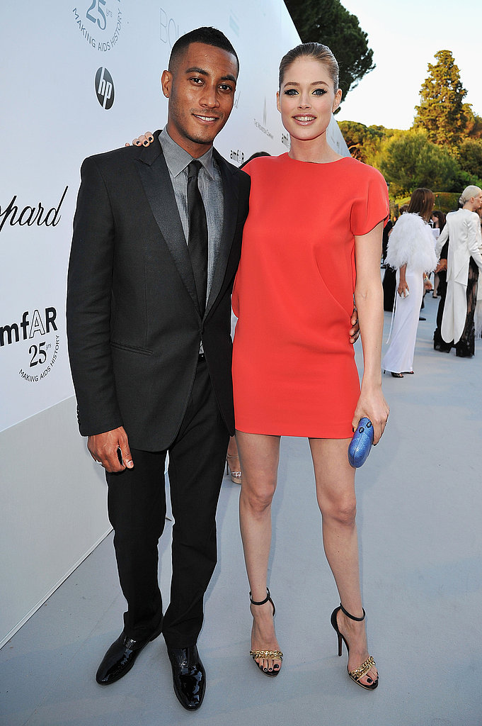 Sunnery James, Doutzen Kroes in Balenciaga