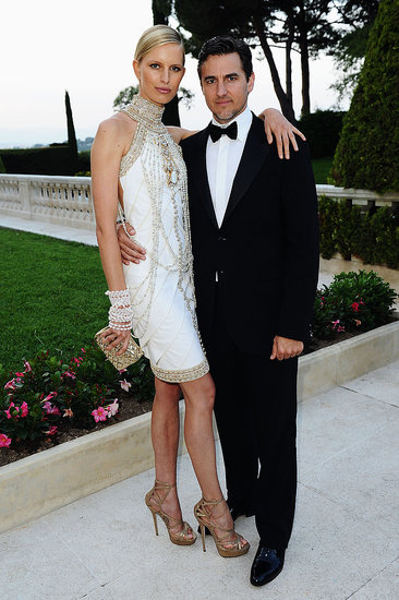Karolina Kurkova in Chanel couture and Archie Drury