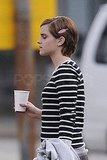 Emma Watson Gets Set to Start Shooting and Defends Her Next Harry Potter