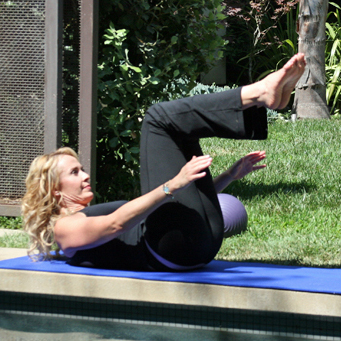 Pilates Moves That Will Tone You For Bikini Season