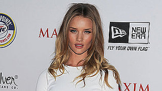 Video of Rosie Huntington-Whiteley at Maxim Hot 100 Party Talking About Transformers 3