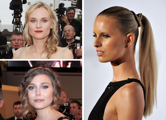 2011 Cannes Film Festival: Top Ten Hairstyles