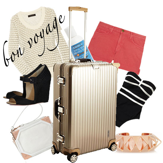 Bon Voyage — Don't Leave Home Without These Summer Packing Essentials