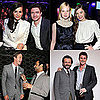 Armie Hammer, Hailee Steinfeld, and Elle Fanning at the Young Hollywood Awards