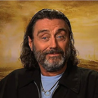 Video: Interview With Pirates of the Caribbean's Ian McShane