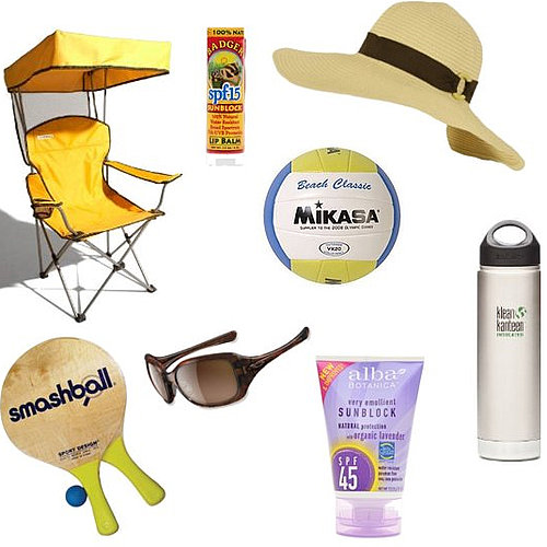Healthy Beach Accessories