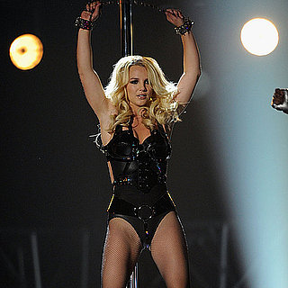 How Britney Spears Got Back in Shape