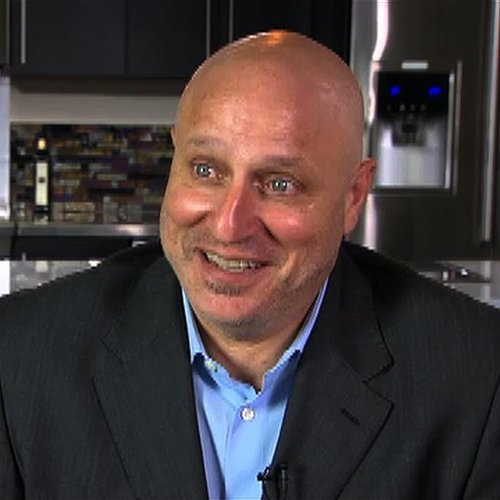 Tom Colicchio on Best Baby Food and Fatherly Advice