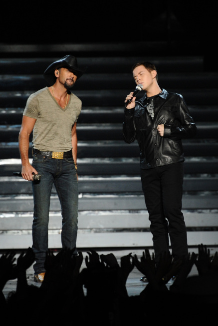 Tim McGraw & Scotty McCreery