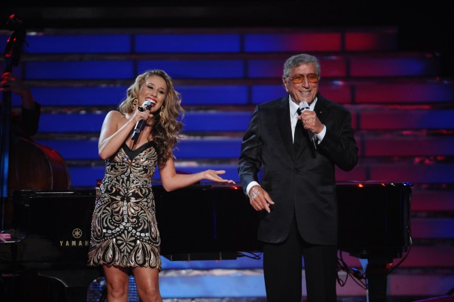 Haley Reinhart & Tony Bennett