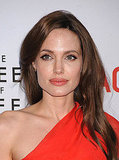 Brad and Angelina Share His Tree of Life Night With Jessica, Garrett, and More