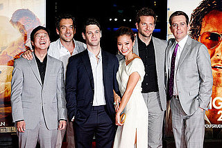 Pictures of Bradley Cooper, Zach Galifianakis, Ed Helms, Jamie Chung at The Hangover 2 Berlin Premiere