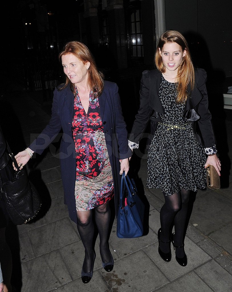 Beatrice Loses Her Hat but Gains a Night Out With Mom Sarah and Sister Eugenie