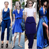 How to Wear Cobalt Blue