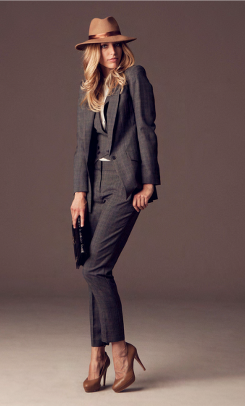 Reiss Fall 2011 Lookbook