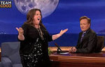 "Melissa McCarthy on Bridesmaids Inspiration & Hubby ""Air Marshall Jon"""